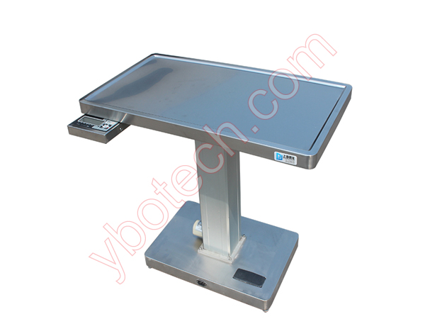 Examine Treament Table with scale-VTT900B