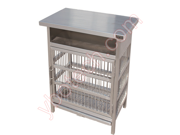 Examine Treament Table with cage-VTT800